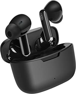 $24 » Sponsored Ad - Wireless Earbuds Bluetooth 5.0 Headphones Noise Canceling Ear Buds Earphone with Charging Case 3D Stereo Ea...