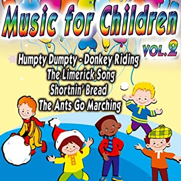Music For Children Vol.2