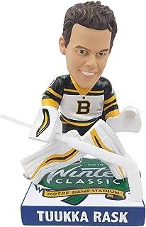 FOCO Tuuka Rask Boston Bruins 2018 NHL Winter Classic Bobblehead NHL