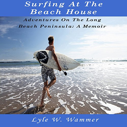Surfing at the Beach House audiobook cover art