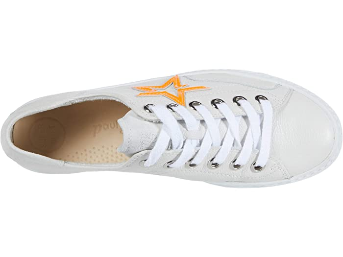 Paul Green Carlita Zapilla Ivory Ice Combo Sneakers & Athletic Shoes