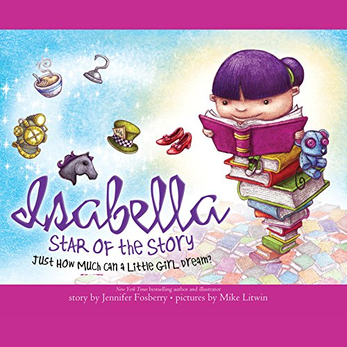 Isabella: Star of the Story audiobook cover art