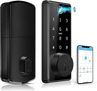 قفل درب ورودی بدون کلید ، قفل درب ورودی صفحه کلید ، قفل درب اثر انگشت ، قفل صفحه کلید Deadbolt ، قفل هوشمند درب جلو ، قفل درب اتوماتیک ، قفل درب بیومتریک ، قفل درب دیجیتال توسط CIVIGEM