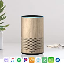 Echo (2nd Generation) - Smart speaker with Alexa and Dolby processing - Limited Edition Oak Finish