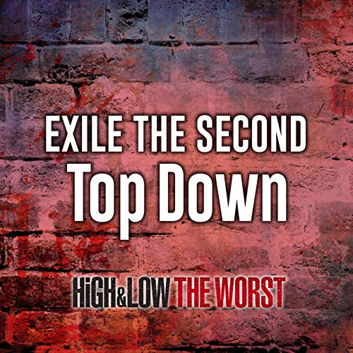 [Single]Top Down – EXILE THE SECOND[FLAC + MP3]