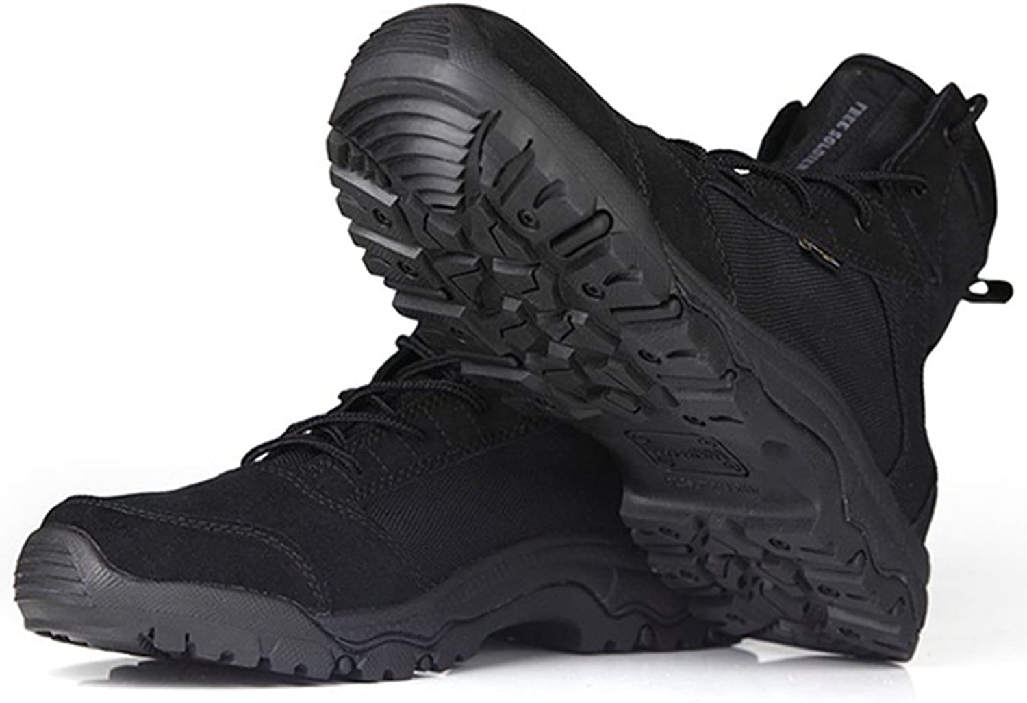 Bergort Climbing Boots Outdoor Sports Tactical shoes Mens Army Sneaker