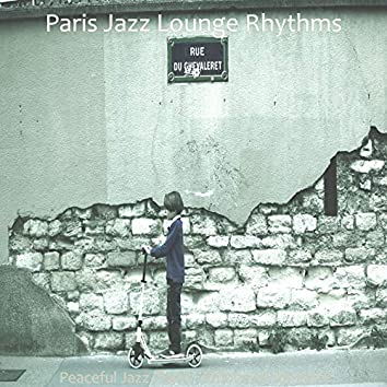 Peaceful Jazz Piano - Ambiance for Paris