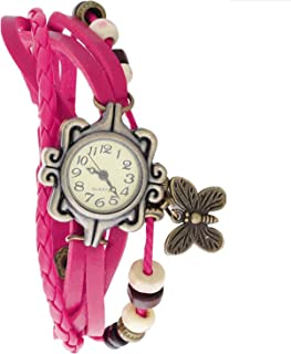 Top Trick New Butterfly Pendant Dori Watch for Girls and Women .(TWG-068)