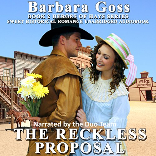 The Reckless Proposal audiobook cover art