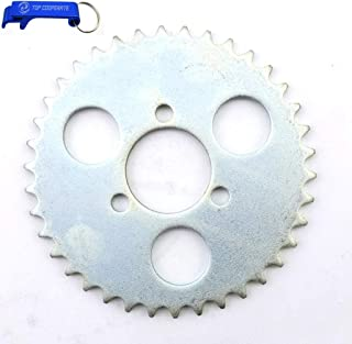 TC-Motor T8F 38 Tooth Rear Sprocket For 2 Stroke 43cc 49cc Minimoto Goped Scooter