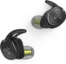 Jaybird RUN XT True Wireless Headphones (Black/Flash) (Renewed)