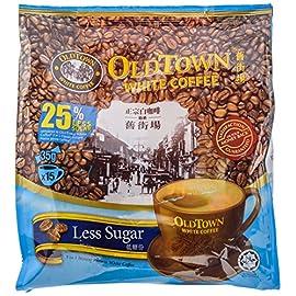 OLDTOWN WHITE COFFEE™ 3 IN 1 LESS SUGAR