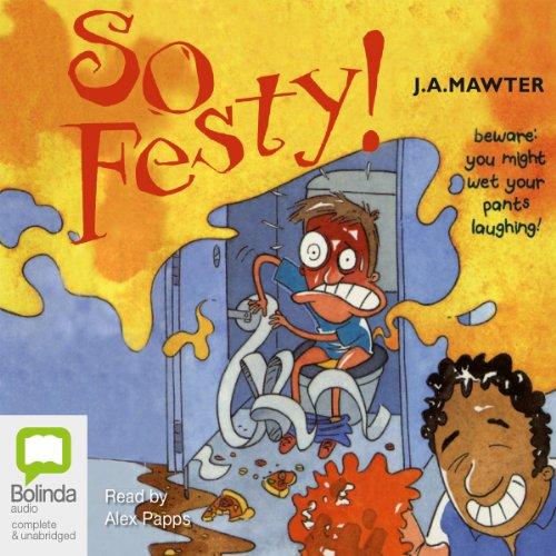 So Festy! cover art
