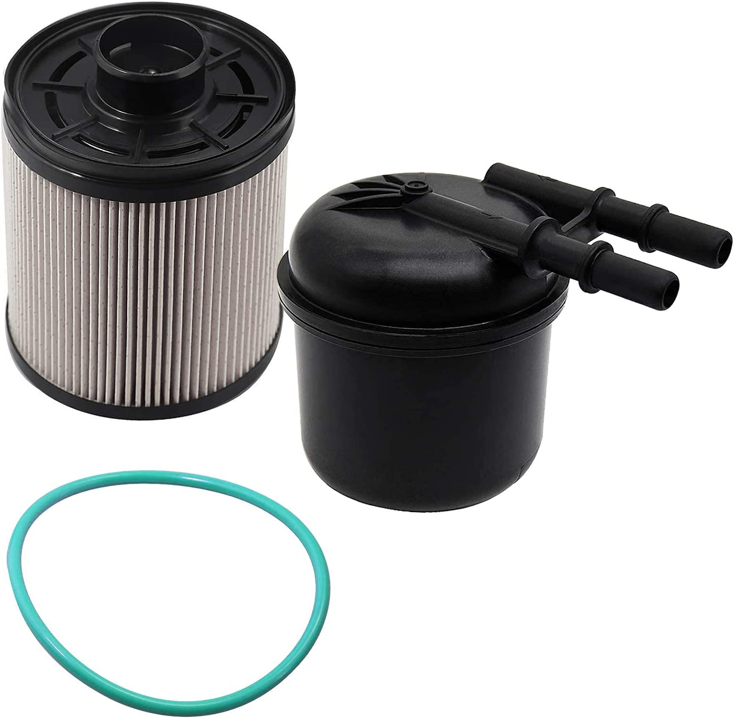 Max Gifts 58% OFF Handor FD-4615 6.7 Powerstroke Fuel Filter with Compatible 2011-