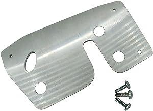 """Placa de reparo e reforço de trava de porta confiável 926-286 1/8"""" 6061 T6 placa de reparo de porta de alumínio aeronáutic..."""