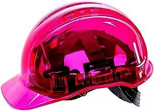 Portwest PV50 Peak View Helm Ventilerend, Roze