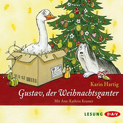 Gustav, der Weihnachtsganter Titelbild