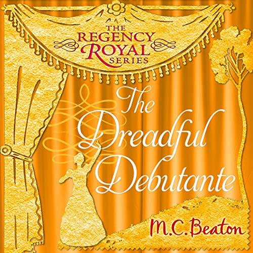 Couverture de The Dreadful Debutante