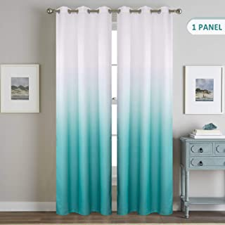 Best ombre curtains turquoise Reviews