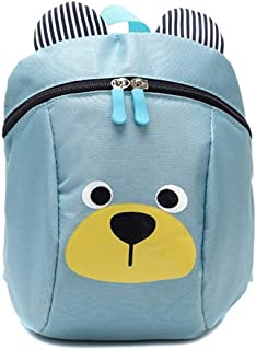 Ronshin Fashion Children Cartoon Figure Anti Lost Backpack Safety Harness Leash Strap Bag for Walking Toddler Kids