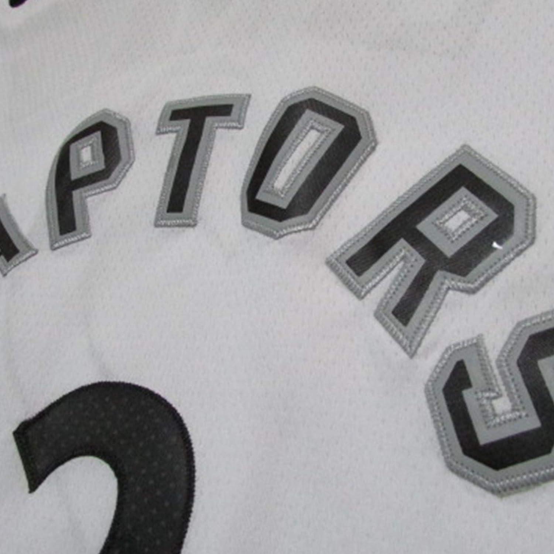 Leonard Jersey 2 Raptors 2020 Season MenS Basketball Jerseys Outdoor Sportswear Mesh Breathable Fabric Vest Tops A-S