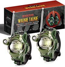 Kids Walkie Talkies Watches Outdoor Toys Two-Way Radios Walky Talky for Children, Cool..