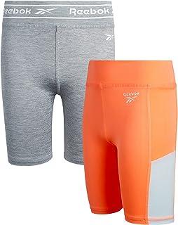 Reebok Girls Active Bike Shorts (2 Pack)