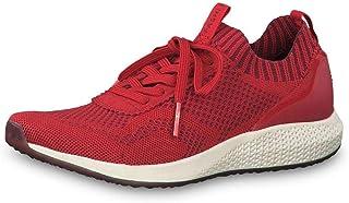 766ed06d Tamaris Fashletics - Zapatillas para Mujer, Color Rojo, Color Rojo, Talla  39 EU