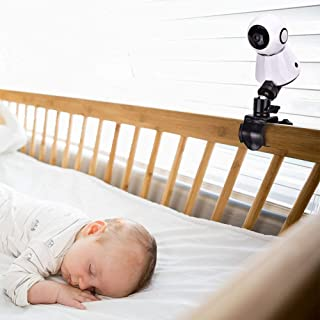 Winnfy Camera Monitor Mount Camera Klem Beugel Super Clamp 360 Graden Draaibare Stabiele Babyfoon Mount Camera Stabilisator
