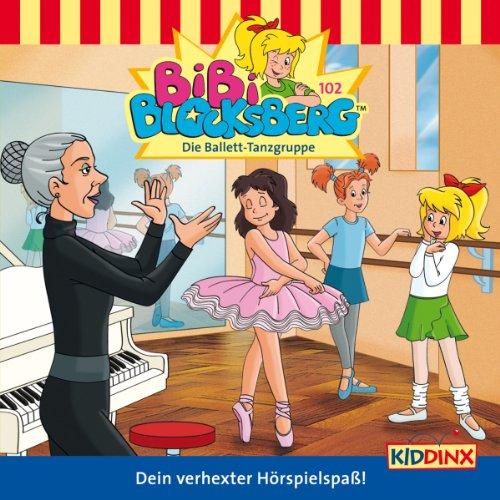 Die Ballett-Tanzgruppe (Bibi Blocksberg 102) Titelbild