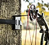 Bow Hanger - ON Your Tree Faster Than Your Old Screw-in - The ONLY Bow Hanger Legal to USE ON All...