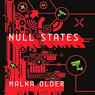 Null States audiobook cover art