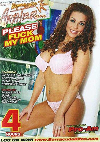 Please fuck my mom (Barracuda Amateur Vol.35) [DVD] [DVD]