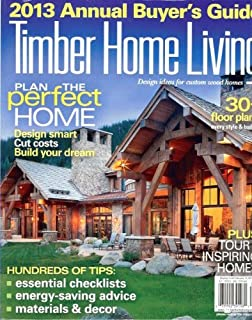 Timber Home Living 2012 - 2013 Annual Buyer's Guide
