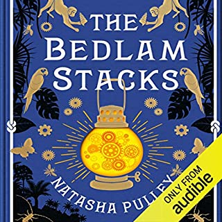 The Bedlam Stacks                   By:                                                                                                                                 Natasha Pulley                               Narrated by:                                                                                                                                 David Thorpe                      Length: 13 hrs and 23 mins     671 ratings     Overall 4.3