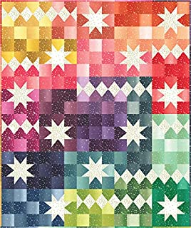Moda Ombre Bloom Quilt Kit by V and Co. KIT10870