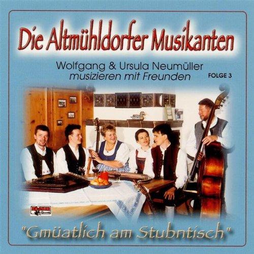 Haxnreisser Boarischer (Hackbrett, 2 Gitarren , Kontra-Bass)