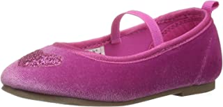 girls bright pink shoes