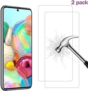 2 عبوة واقي شاشة من اكس انوك لهاتف سامسونج جالكسي A51 [2 Pack] Samsung Galaxy A51