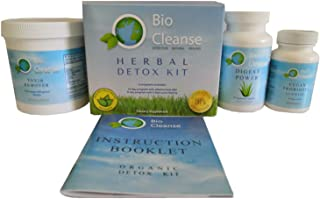 Bio Cleanse Herbal Detox Kit
