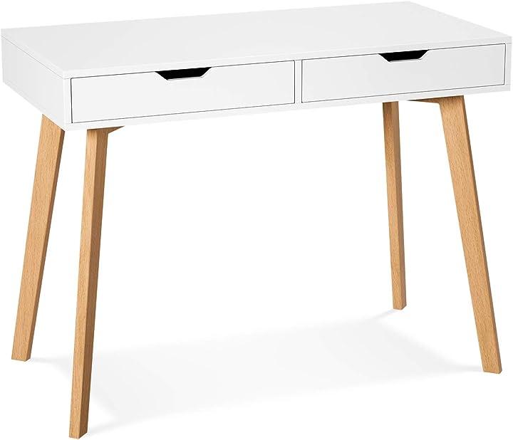 Scrivania tavolo trucco studio pc computer homfa HMD-067