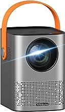 Meauro Projector,Smart WiFi Mini Projector 1080P FHD,Portable Movie Projector with Dual Speakers,6000 Lumen,Auto Keystone ...