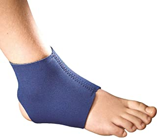 OTC KidsLine Ankle Support, Slip-on Style, Neoprene, Blue, Youth