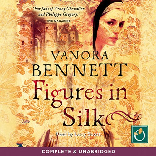 Figures in Silk audiobook cover art