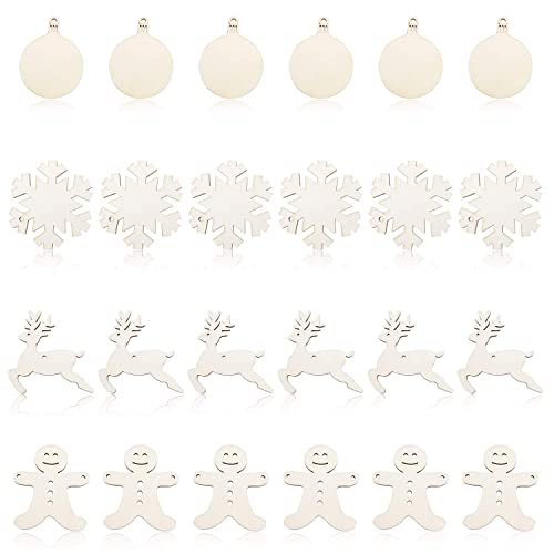Christmas Decorations Wood: Amazon com