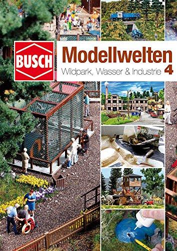 Busch 999814 – Manche de Bricolage modèle Mondes 4, véhicule