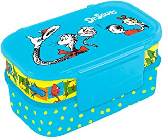 Vandor Dr. Seuss The Cat In The Hat Bento Box
