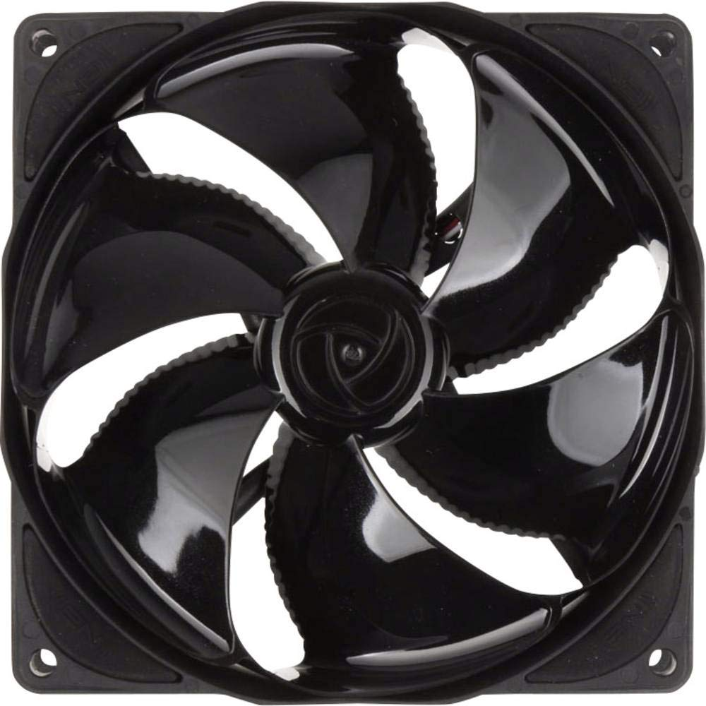 Noiseblocker B12-PS-BL Carcasa del Ordenador Ventilador ...
