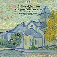 R枚ntgen: Complete Cello Concertos (2013-08-27)