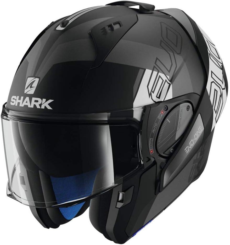 SHARK Helmets EVO-ONE 2 Slasher Free shipping / New Helmet OFFicial Modular Matte